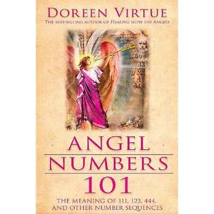 Doreen Virtue Angel Numbers 101 Book